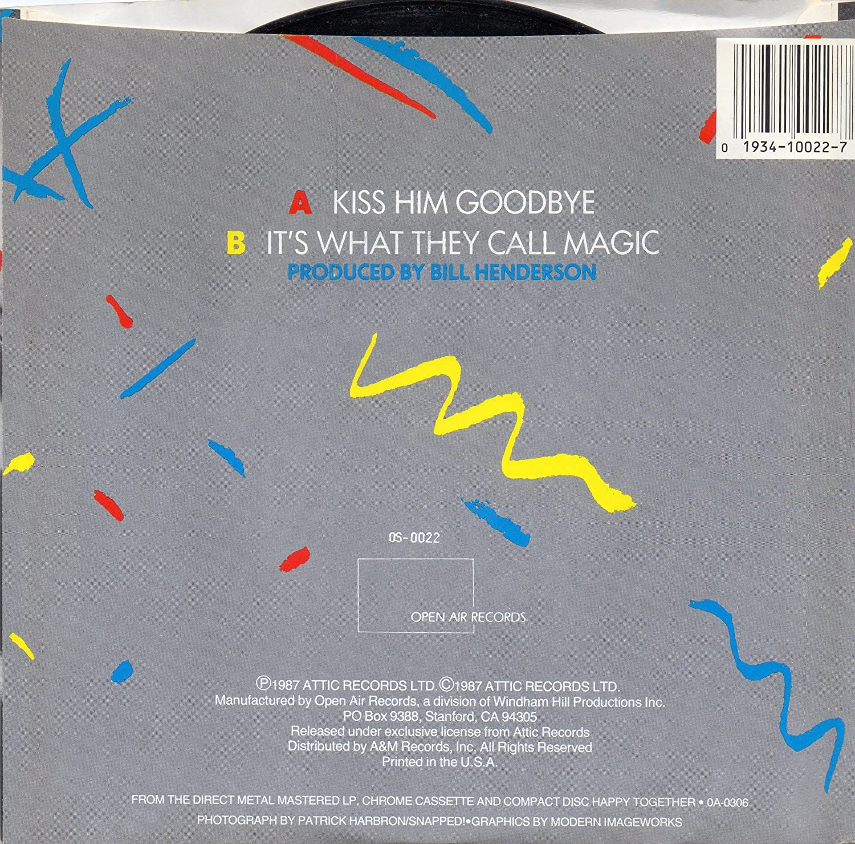 The Nylons - Na Na Hey Hey Kiss Him Goodbye / Its What They Call Magic - Amazon.com Music