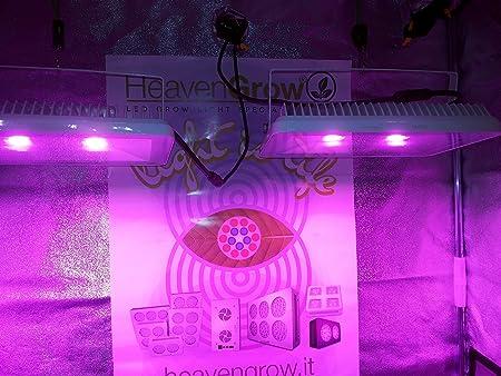 Growtab 100w cob led grow light lampada coltivazione indoor