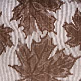"DII 54x72"" Rectangular Lace Tablecloth, Maple Leaf"