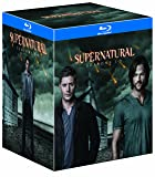 [DVD]SUPERNATURAL <ファースト~ナイン・シーズン> ブルーレイ ボックス(初回限定生産/35