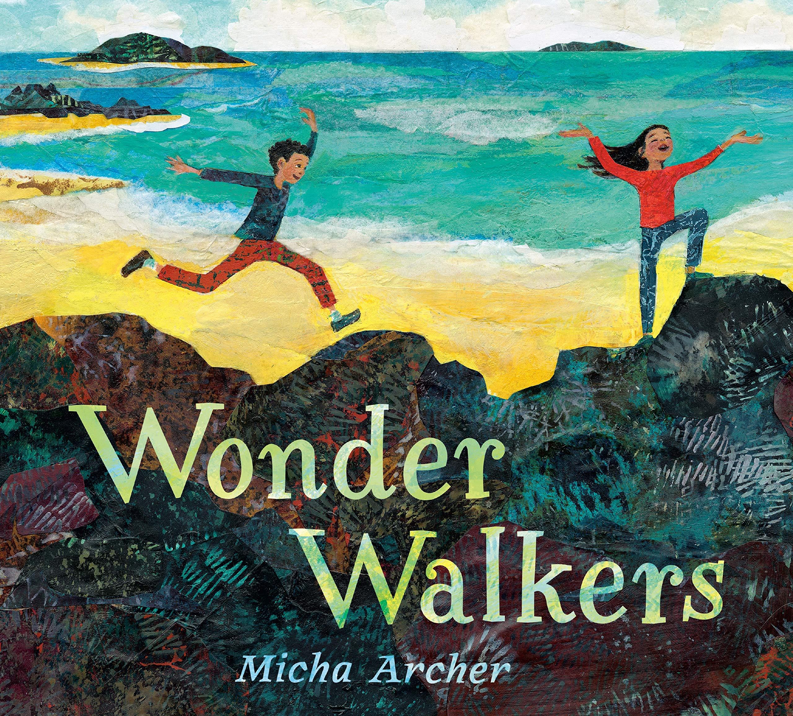 Wonder Walkers: Archer, Micha, Archer, Micha: 9780593109649: Amazon.com:  Books