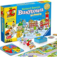 Wonder Forge Richard Scarry's Busytown, Eye Found It Toddler Toy and Game for Boys and Girls Age 3 and Up - A Fun…