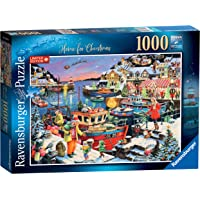 Ravensburger 13991 Home for Christmas Limited Edition 2019 1000pc Jigsaw Puzzle,