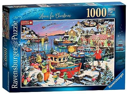 Home For Christmas 2019 Amazon.com: Ravensburger 13991 Home for Christmas Limited Edition
