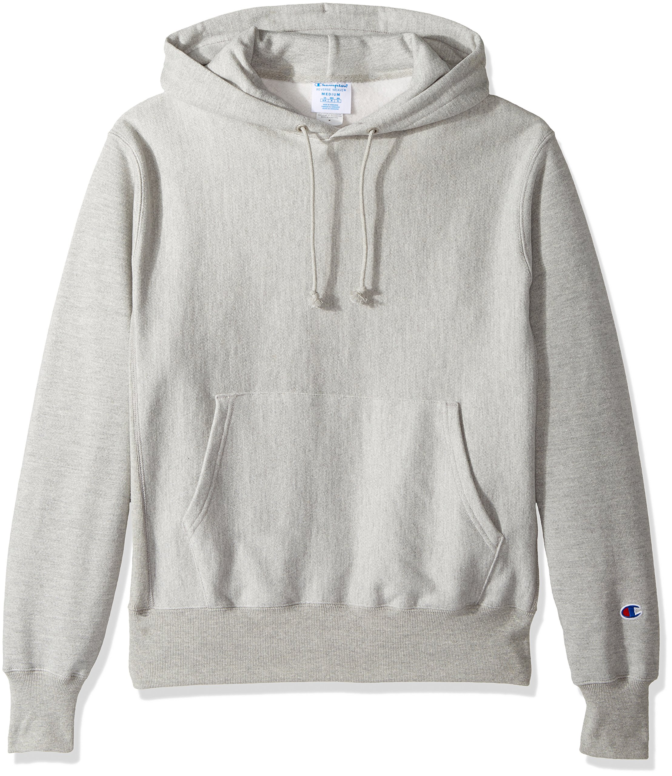 Champion LIFE Men's Reverse Weave Pullover Hoodie, Oxford Gray, M by Champion LIFE