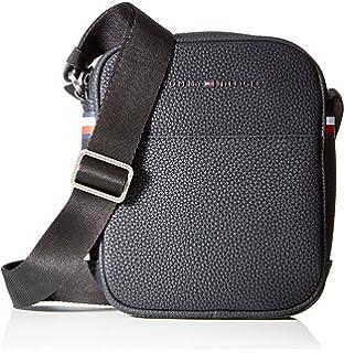 TOMMY HILFIGER Essential Mini Reporter Umhängetasche Tasche Black