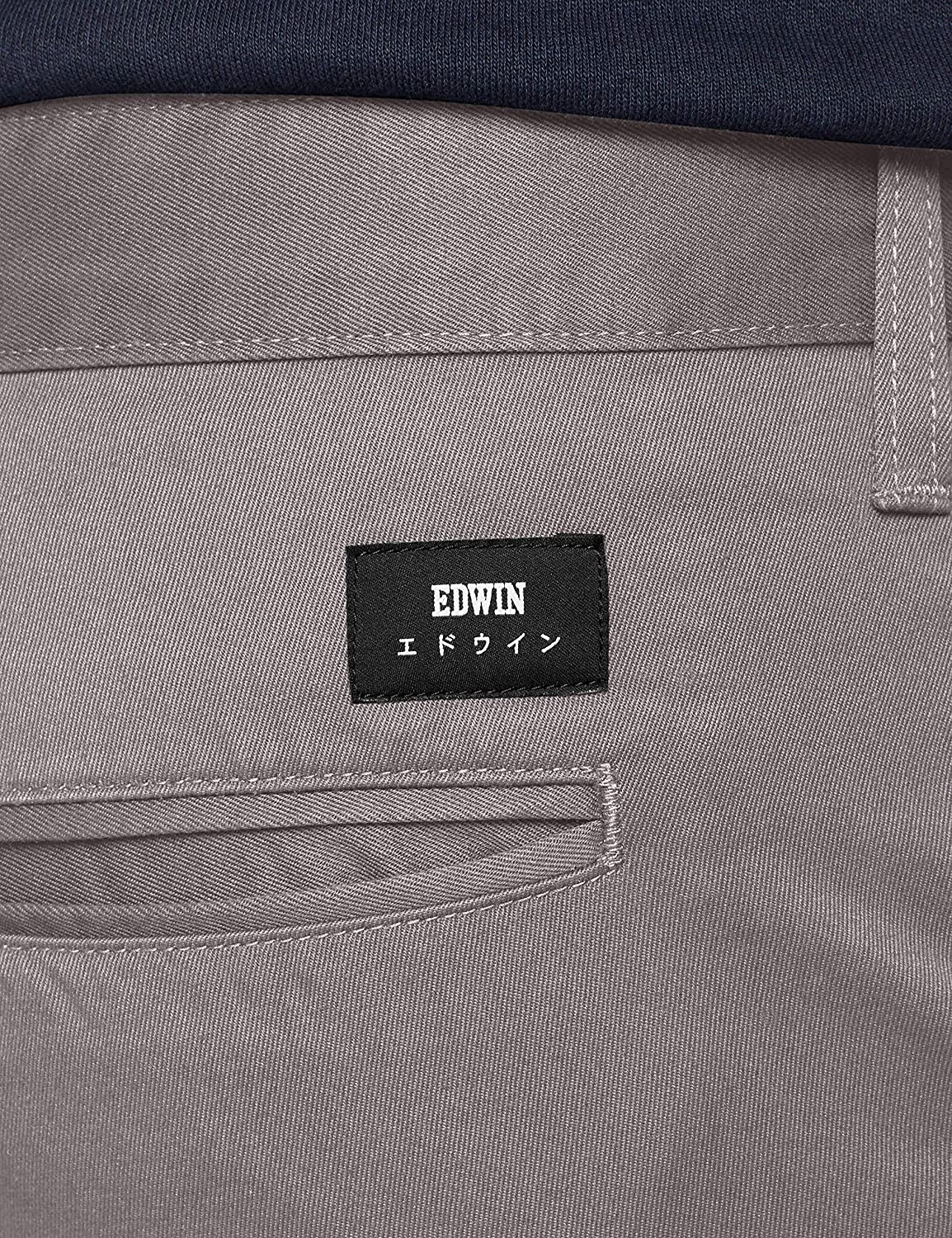 Edwin Men's Trousers Grey (Rinsed 2z02)