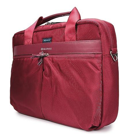 Urcover® Bolsa Laptop 14,1 Pulgadas Folder Almacenamiento con Cierre Lazo Unisex Diseño Clasico