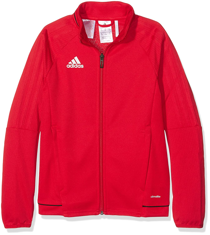 adidas Kinder Tiro 17 Training Sweatshirt ADIEY|#adidas