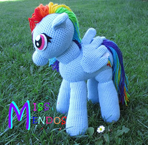 My Little Pony amigurumi
