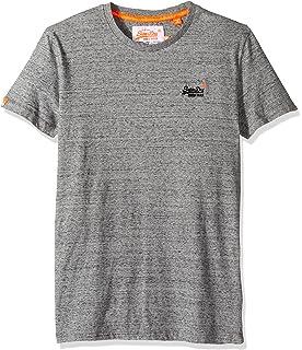 b4648b20 Amazon.com: Superdry Mens Orange Label Softball Ringer T-Shirt Bijou ...