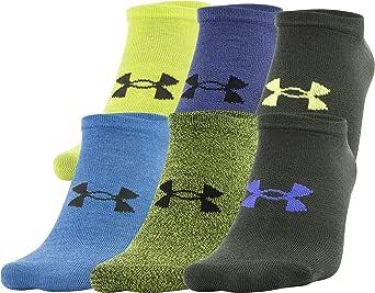 Under Armour Adult Essential Lite No Show Socks