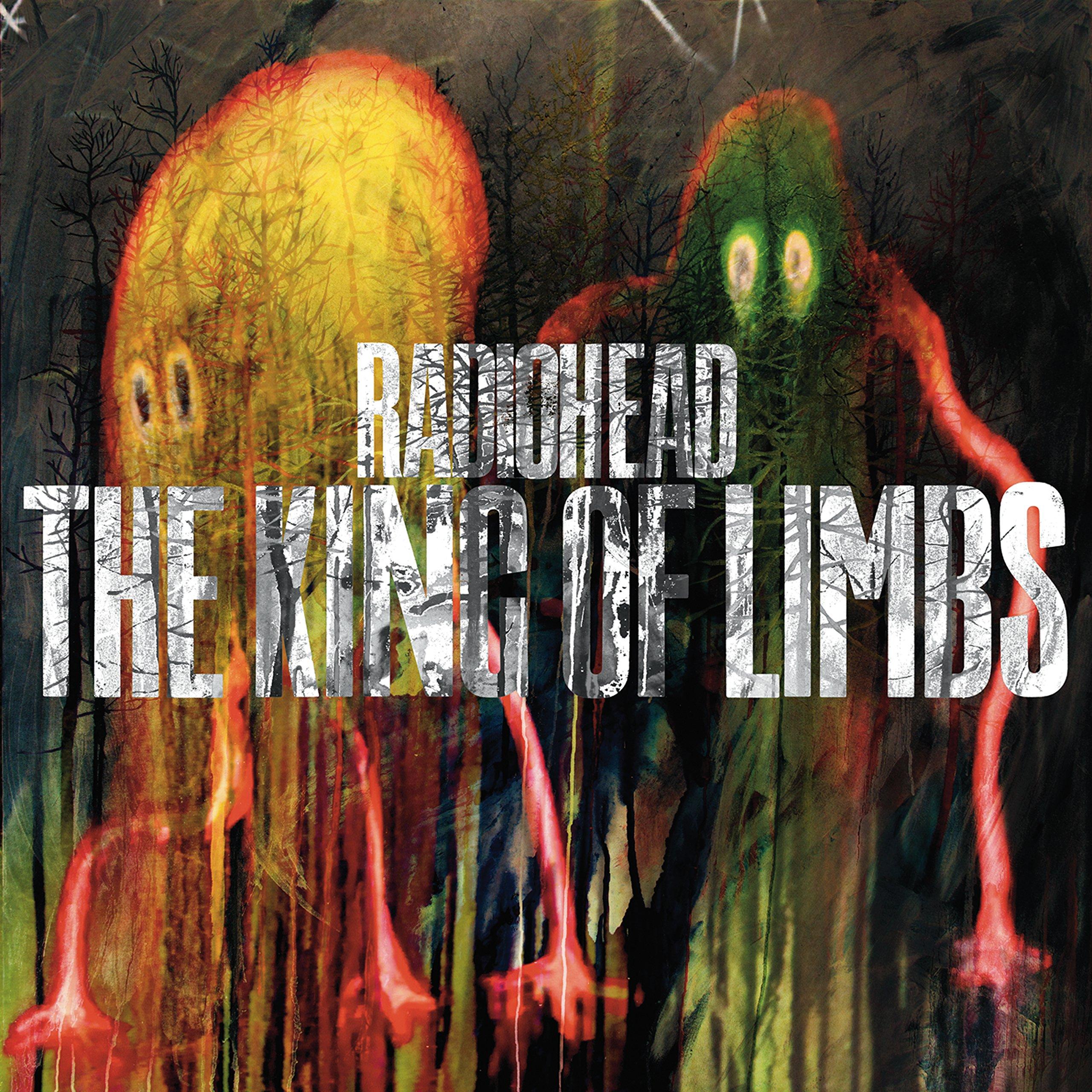 CD : Radiohead - The King Of Limbs (CD)