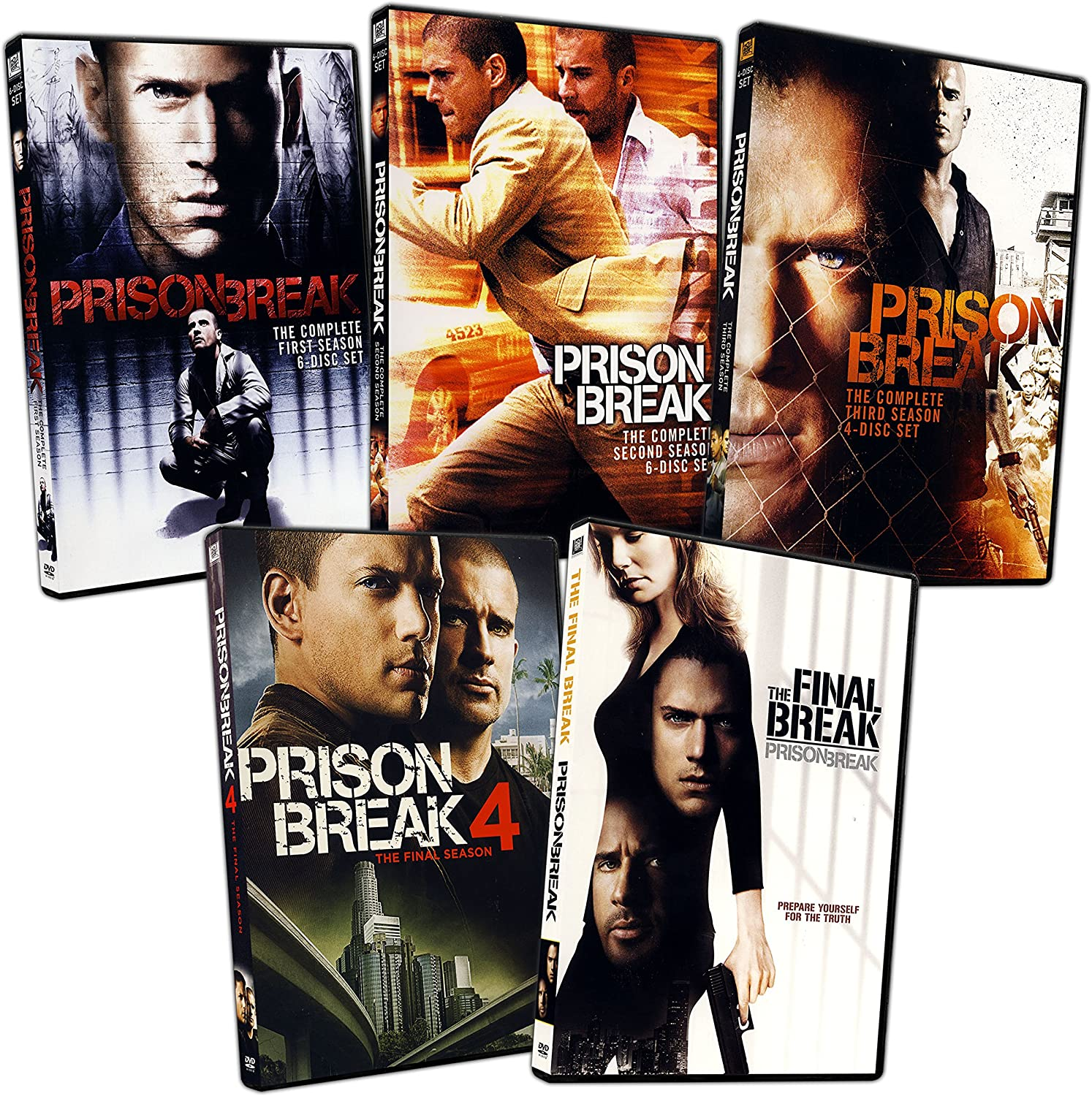 Prison Break Online Gucken