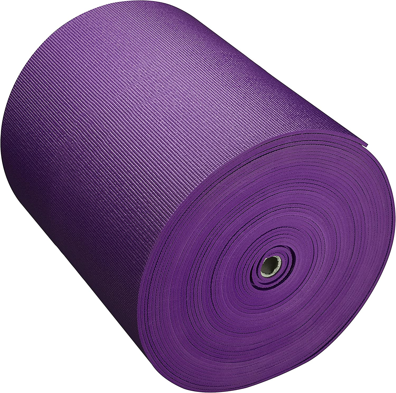 Sunshine Yoga Big Economy Yoga Mat Roll (24