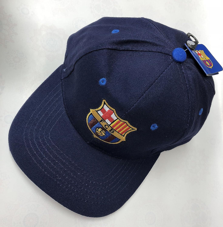 Barcelona Gorra Azul: Amazon.es: Juguetes y juegos