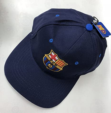 Barcelona Gorra Azul