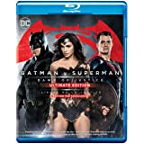 Batman v Superman: Dawn of Justice Ultimate Edition (Extended Cut, 3 Disc, Bilingual) [Blu-ray]