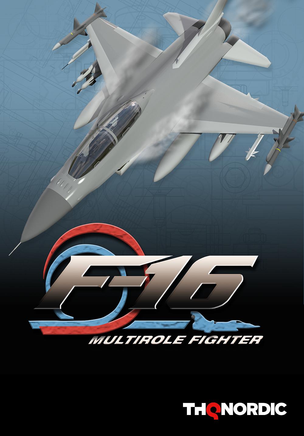 F-16 Multirole Fighter [Online Game Code] (Flight Simulator Digital Download)