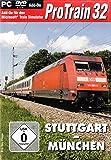 Train Simulator - ProTrain 32: Stuttgart - München