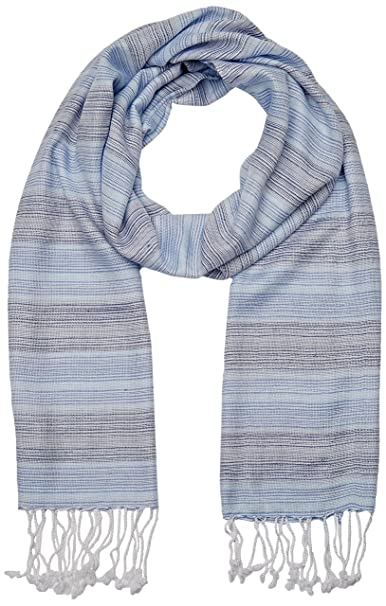 Columbia Wayfarer Echarpe Mixte Adulte, Bluebell Stripe, FR : Unique (Taille Fabricant : O/S)