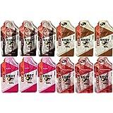 Clif Shot Gel 90% Organic Variety Bundle -12 pack - 3 of Each Flavor