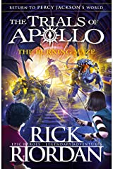 The Burning Maze (The Trials of Apollo Book 3) Kindle Edition