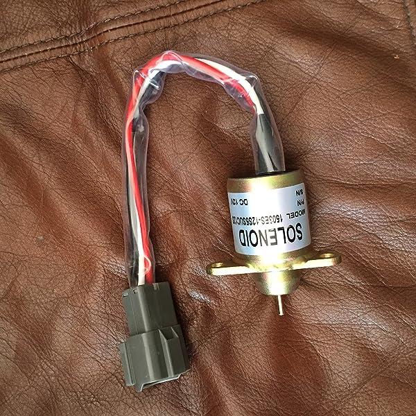 Fuel Shutoff Solenoid M810324 4200 4300 4400 4500 4600 4700 John Deere Tractor