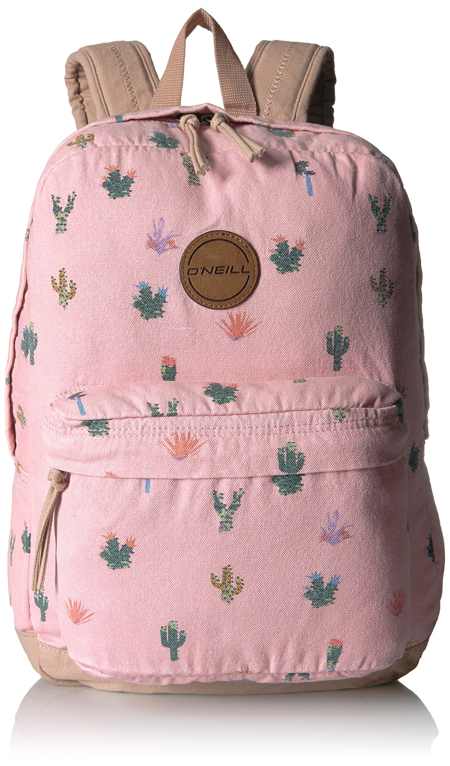 O'Neill Big Girls' Bolsa Chica and Coastal Cruiser Backpacks, Cotton Candy, ONE