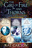 The Girl of Fire and Thorns Complete Collection: The Girl of Fire and Thorns, The Shadow Cats, The Crown of Embers, The Shattered Mountain, The King's Guard, The Bitter Kingdom