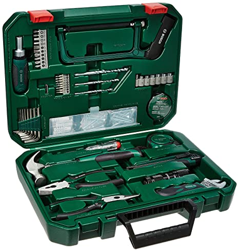 Bosch All-in-One Hand Tool Kit (108-Pieces)
