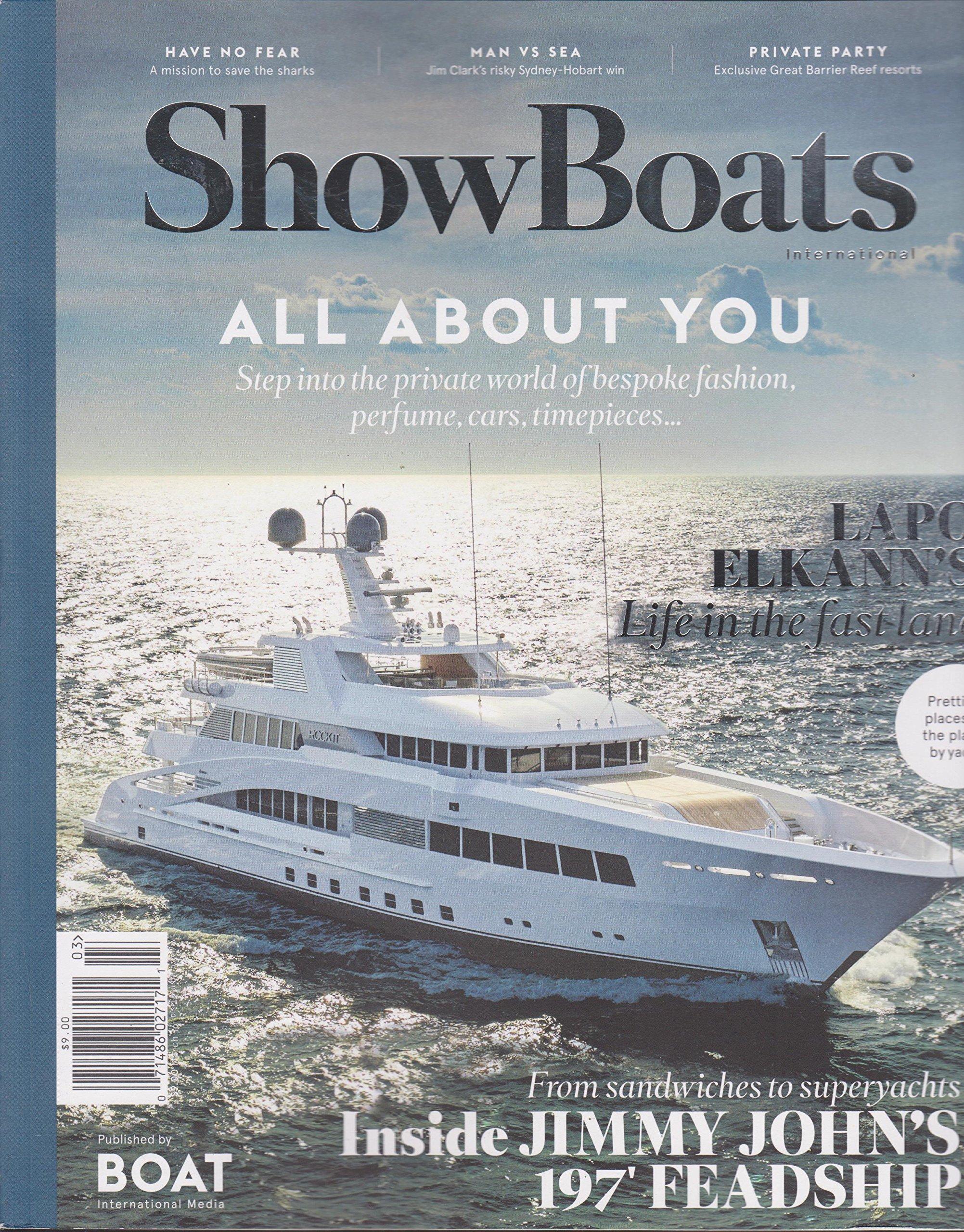 Showboats International Magazine March 2016 pdf