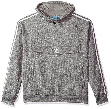 adidas originals grey hoodie