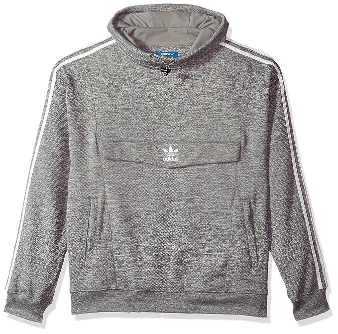 Amazon.com: adidas Originals Anorak para hombre sudadera con ...