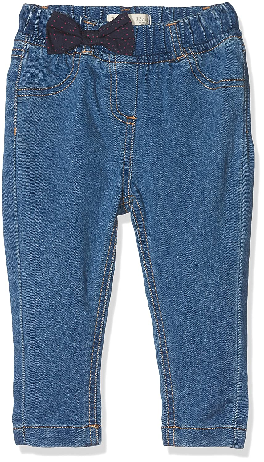 Zippy Jeans Bébé Fille Zippy Ztg23_410_3 Bleu (Medium Blue Denim)