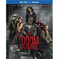 Doom Patrol: The Complete First Season [Blu-ray]