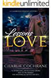 Lessons in Love: A sparkling tale of mystery, murder and romance (Cambridge Fellows Book 1)