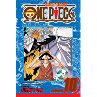 One Piece, Vol. 10: OK, Let's Stand Up! (One Piece Graphic Novel)