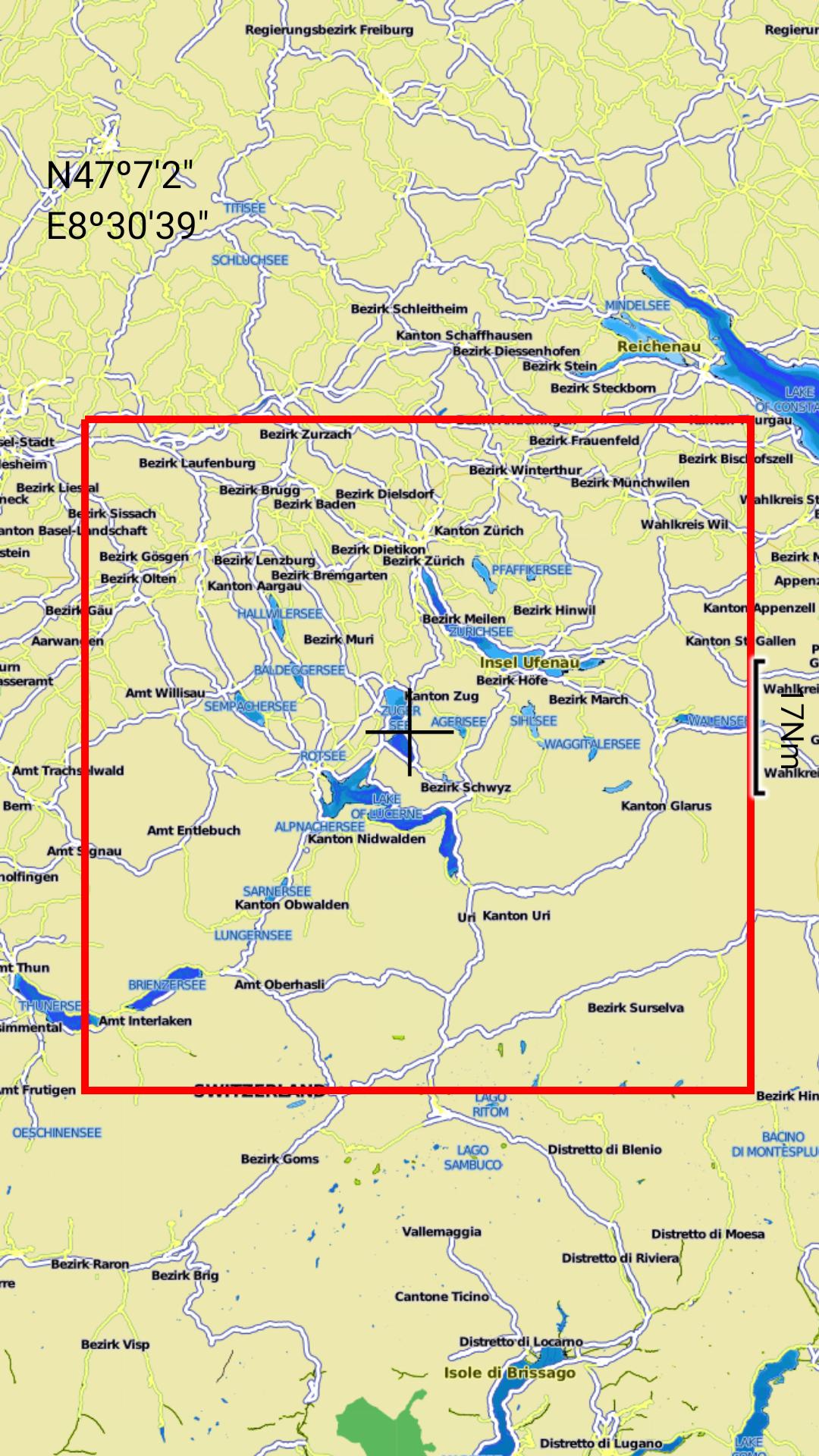 Lake Zug - Aegeri GPS Map: Amazon.es: Appstore para Android