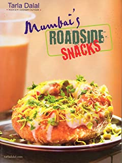 Jain international recipes tarla dalal 9788189491284 amazon mumbais roadside snacks forumfinder Image collections
