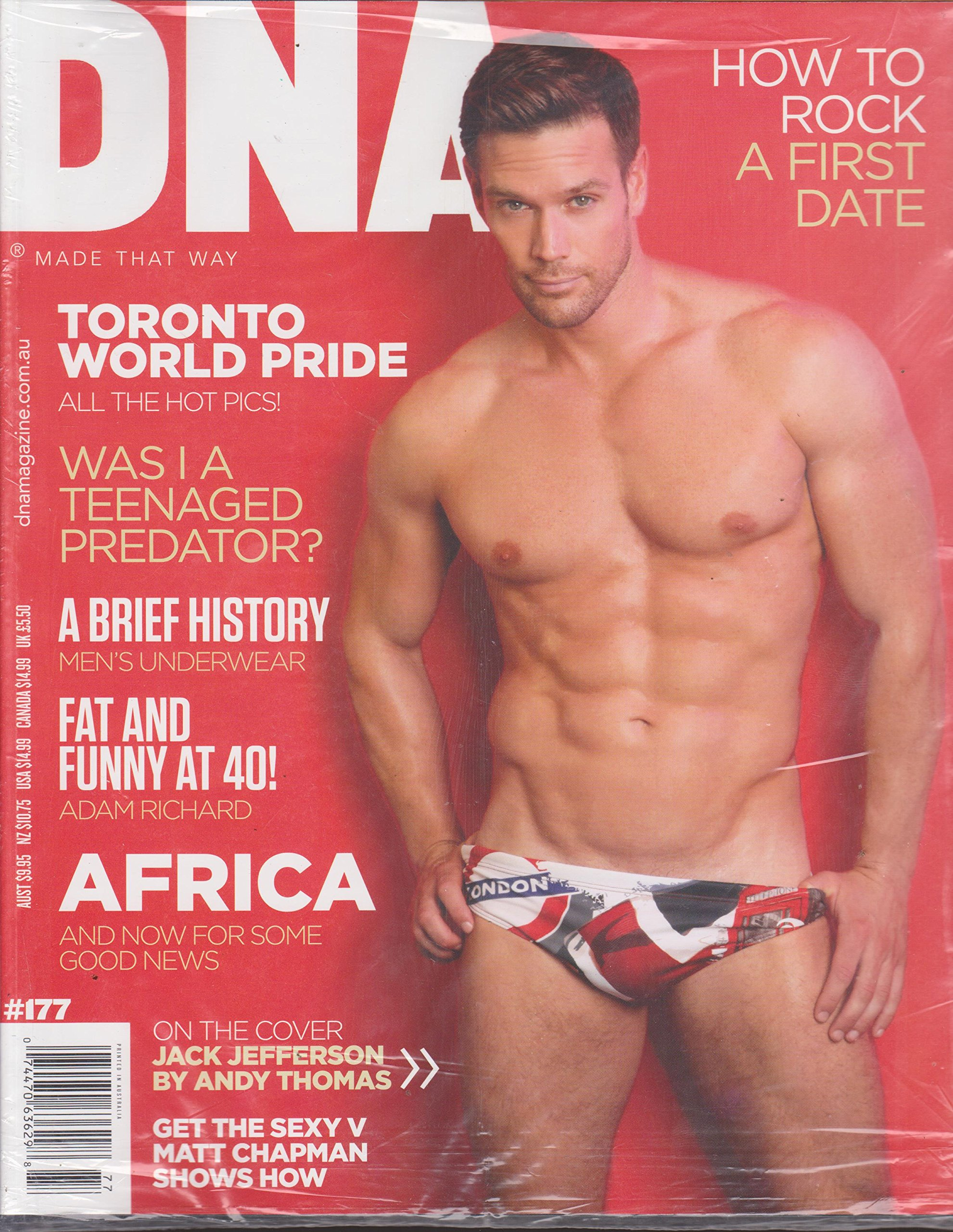 DNA Magazine # 177 Text fb2 ebook