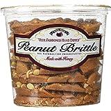 Brittle Gourmet Peanut Candy, 42 Ounce