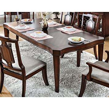 Amazon.com - Furniture of America Lankton Traditional ...