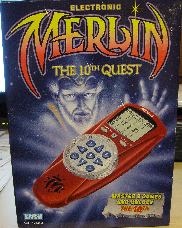 [パーカーブラザーズ]Parker Brothers Electronic Merlin the 10th Quest 3201506 [並行輸入品] B001G29NX6