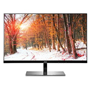 AOC i2777fq 27-Inch Class IPS LED Monitor, Bezel-less, Full HD