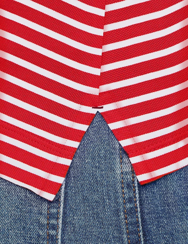 Tommy Hilfiger Damen Slim Fit Poloshirt 1M87650126