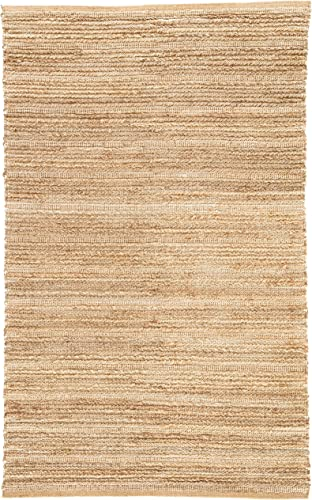 Jaipur Living Clifton Natural Fiber Solid Neutral Area Rug 2 6 X 9