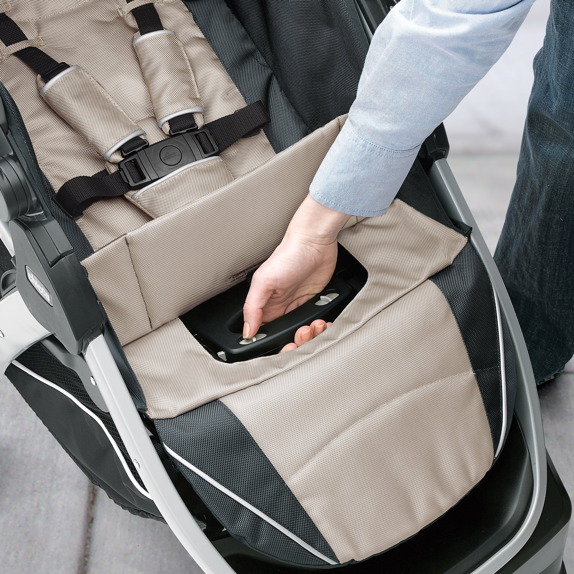 Chicco Bravo Trio Travel System, Orion by Chicco (Image #3)