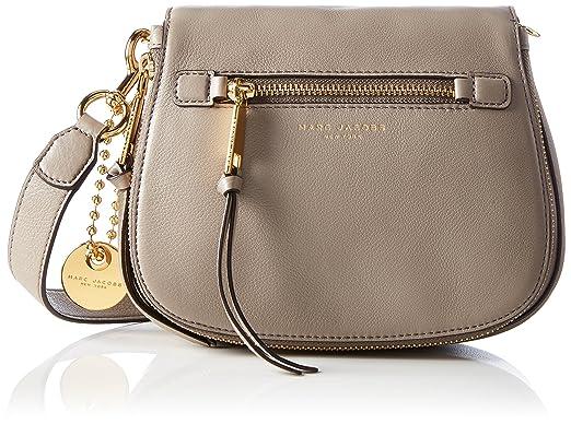 Amazon.com  Marc Jacobs Small Recruit Saddle Bag dd3b1e03c8a0a