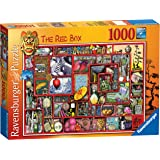 Ravensburger Colin Thompson - The Red Box, 1000pc Jigsaw Puzzle